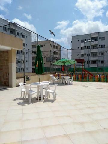 Cond. Solar do Coqueiro, Av. Hélio Gueiros, apto 2/4 mobiliado, R$1.100,00 / * - Foto 12