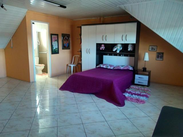 Excelente sobrado 4 quartos colombo perto alto Maracanã - Foto 5