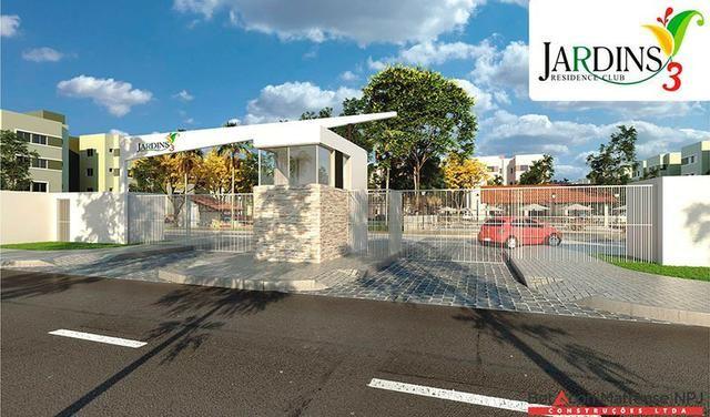 G.L- Cond Jardins Club 3 com ITBI + Registro - Foto 3