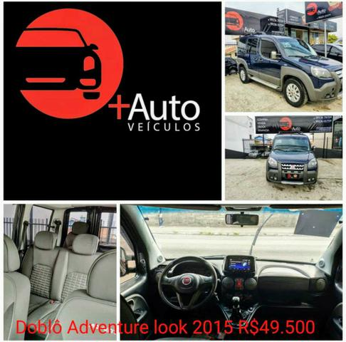 Doblo Adventure look 2015