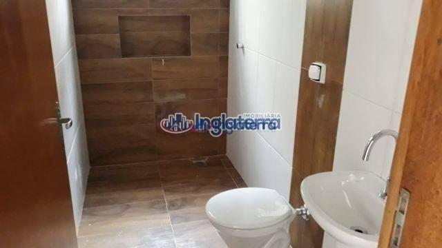 Casa à venda, 120 m² por R$ 300.000,00 - Jardim Itaparica - Londrina/PR - Foto 11