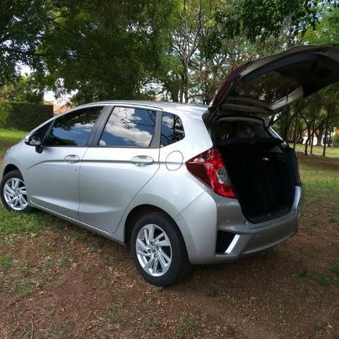 Honda Fit 1.5 CVT Único Dono, Baixa KM - Novíssimo - 2016 - Foto 16