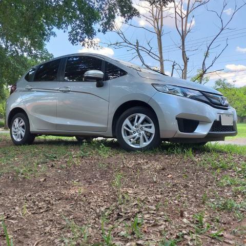 Honda Fit 1.5 CVT Único Dono, Baixa KM - Novíssimo - 2016 - Foto 6