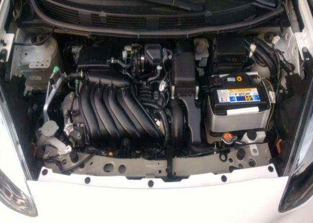 Nissan March 2015/2016 1.6 SL 16V Flex 4P Manual - Foto 7