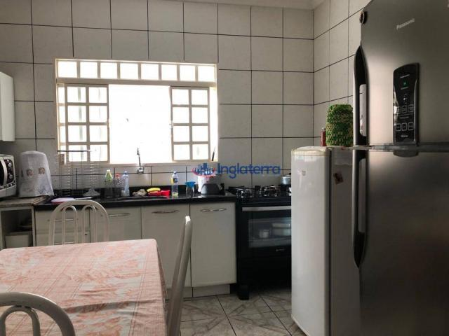 Casa à venda, 99 m² por r$ 320.000,00 - conjunto cafezal 1 - londrina/pr - Foto 15