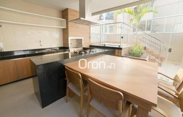 Apartamento com 3 dormitórios à venda, 95 m² por R$ 524.000,00 - Setor Bueno - Goiânia/GO - Foto 7