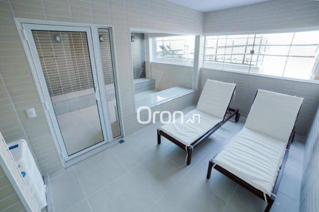 Apartamento com 3 dormitórios à venda, 95 m² por R$ 524.000,00 - Setor Bueno - Goiânia/GO - Foto 17