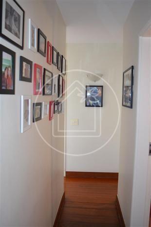 Apartamento à venda com 2 dormitórios em Cosme velho, Rio de janeiro cod:885806 - Foto 3