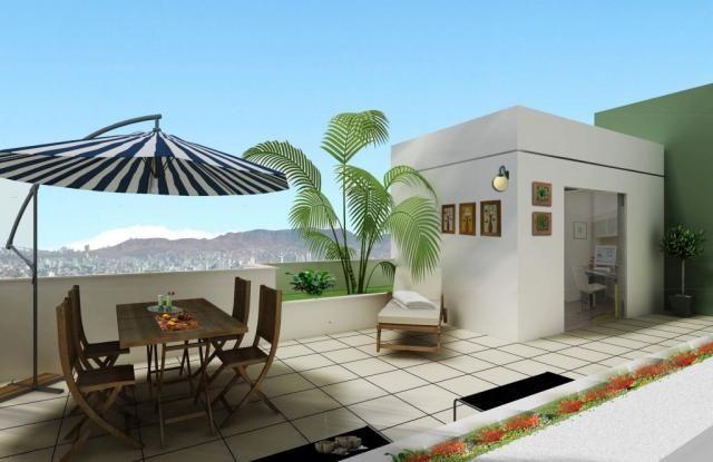 Cobertura à venda com 2 dormitórios em Caiçaras, Belo horizonte cod:6106 - Foto 4
