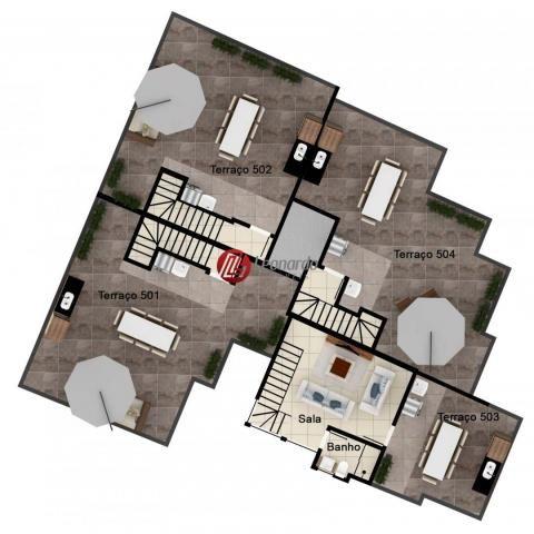 Lançamento Apartamento 2 Quartos no Caiçara - Foto 14