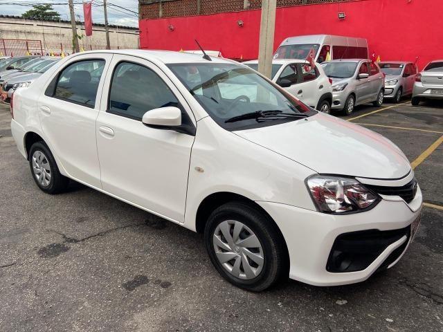 Etios Sedan X 1.5 2018 IPVA + Transferência Grátis! - Foto 3