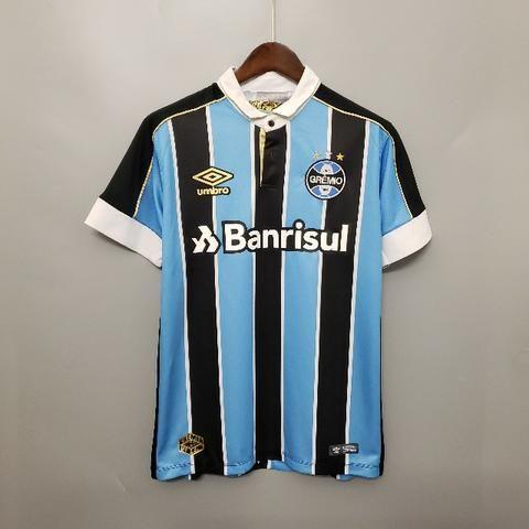 Camisa Grêmio Home 19/20