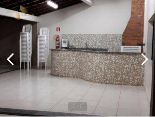 Apartamento com 3 dormitórios à venda, 89 m² por R$ 240.000 - Duque de Caxias II - Cuiabá/ - Foto 7