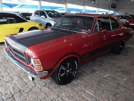 OPALA 1979/1979 4.1 SS 12V GASOLINA 2P MANUAL - Foto 9