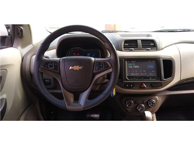 Chevrolet Spin 1.8 Ltz 8v Flex 4p AUT. 7 Lug - Foto 4