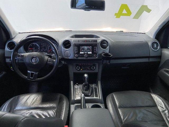 Volkswagen Amarok Highline 2.0 16V TDI 4x4 Dies. Aut 2014 - Unico dono - Revisada - Foto 20