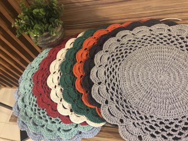Souplast em crochê - Foto 2