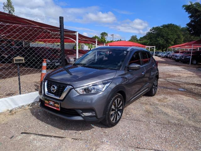 Nissan Kicks 1.6 Flex SL Xtronic - 2018