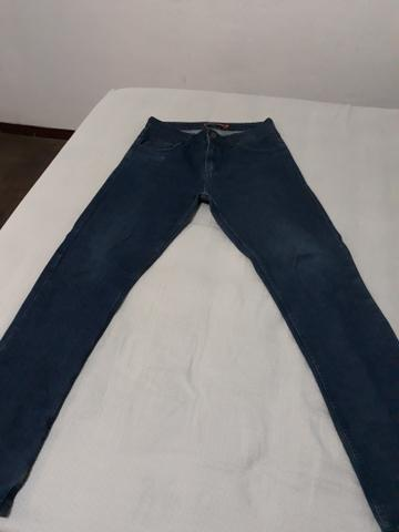 Calça masculina tamanho 40 - Foto 3