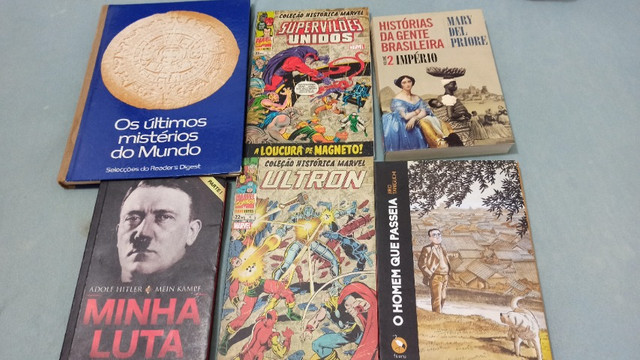 Quadrinhos e livros diversos - Foto 6