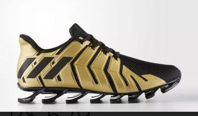 Adidas springblade n37 e 38 original - Foto 2