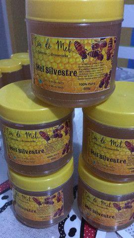 Vende-se mel puro