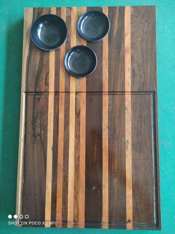 Tábua de madeira pura - Foto 6