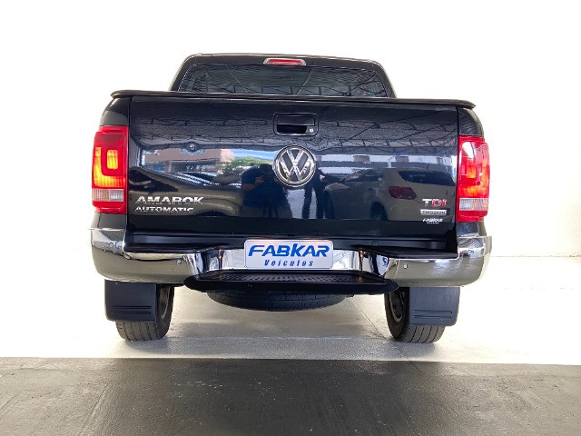 Volkswagen Amarok Highline 2.0 16V TDI 4x4 Dies. Aut 2014 - Unico dono - Revisada - Foto 5