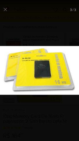 Memory card ps2 - Foto 3