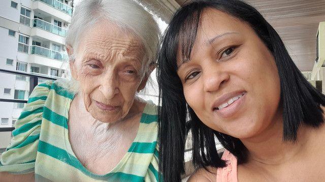 Cuidadora de idosos ou doméstica