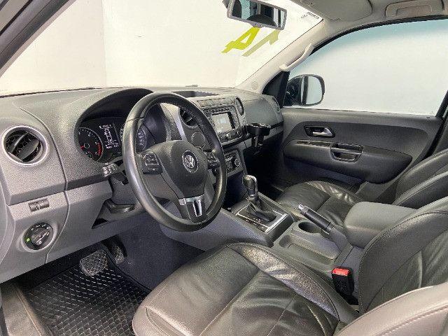 Volkswagen Amarok Highline 2.0 16V TDI 4x4 Dies. Aut 2014 - Unico dono - Revisada - Foto 18