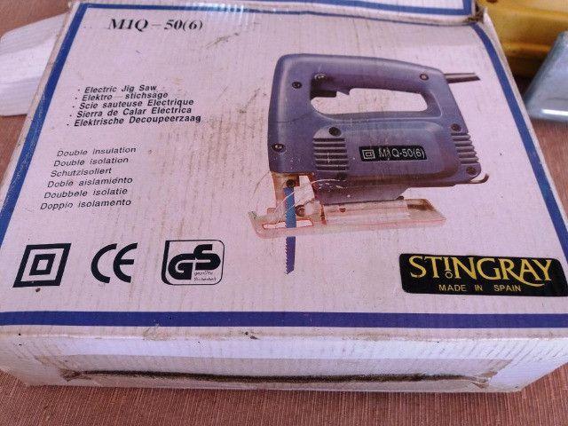 Serra Tico-tico 320w / 220v - Stingray - Foto 3