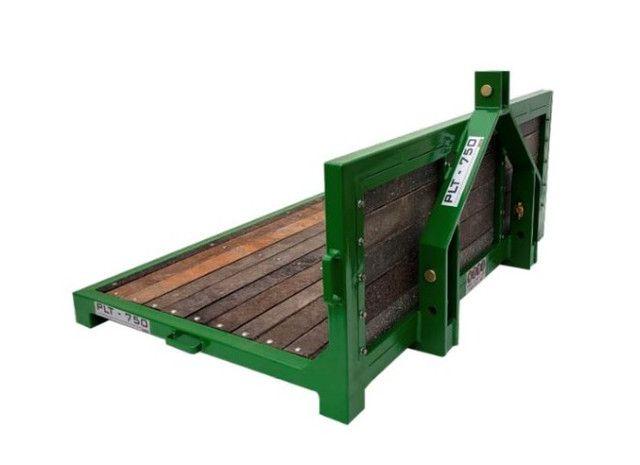Plataforma Traseira Agrícola - PLT 750