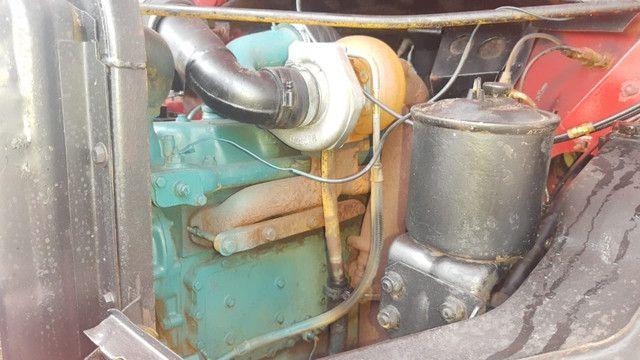 Mb 1313 1977/1984 , turbo, hidraulico , graneleiro!!!! - Foto 15