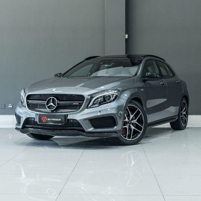 Mercedes-Benz GLA 45 AMG 2017 25.000km