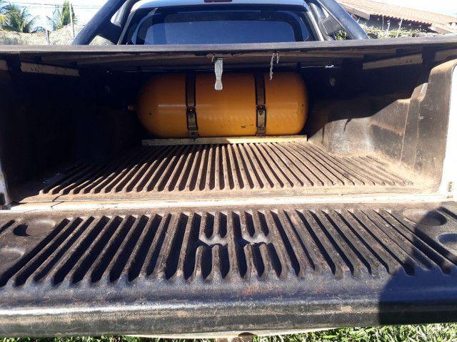 S10 2008 flex com kit gás, R$ 31.000,00 - Foto 4