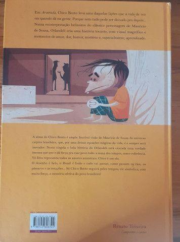 Livro Chico Bento Arvorada  - Foto 2