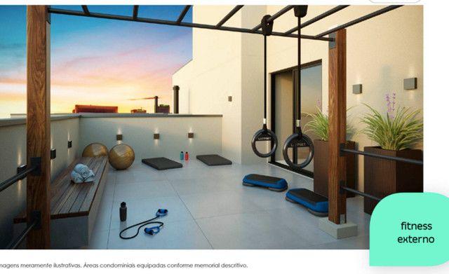 Apartamento de 2 quartos de alto padrão - 200 metros da Universidade Positivo :) - Foto 9