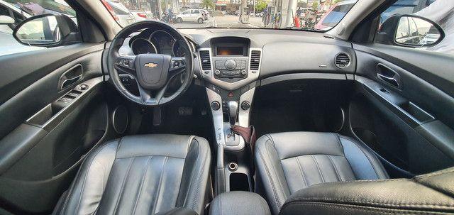 Chevrolet Cruze 1.8 Lt Flex Automático 2013 - Foto 9