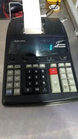 Calculadora com impressão - Foto 3