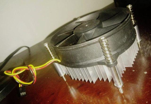 Cooler com Dissipador - Foto 4