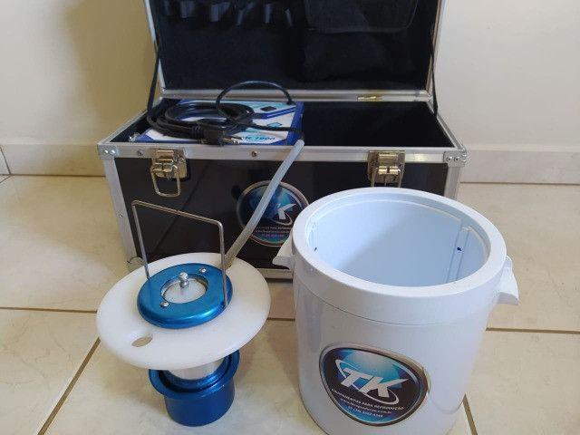 Congelador de Embriões TK 1000 - Bovinos e Equinos - R$5.000,00 - Foto 6