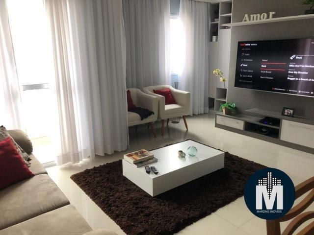Excelente investimento Apto Mobiliado 73m², 3 Dorms , 2 Vagas - Barueri!