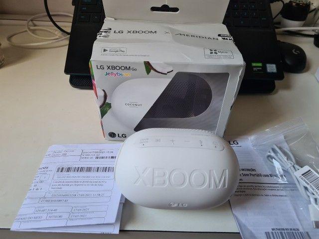 Caixa Bluetooth LG  x Meridian nova, com NF e Garantia.  - Foto 3