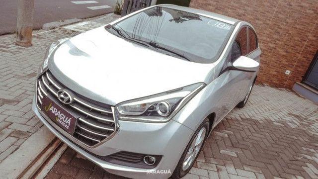 Hyundai hb20s 2018 1.6 premium 16v flex 4p automÁtico - Foto 3