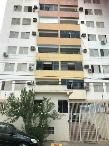 Apartamento para venda possui 100 metros quadrados com 2 quartos em Araés - Cuiabá - Mato