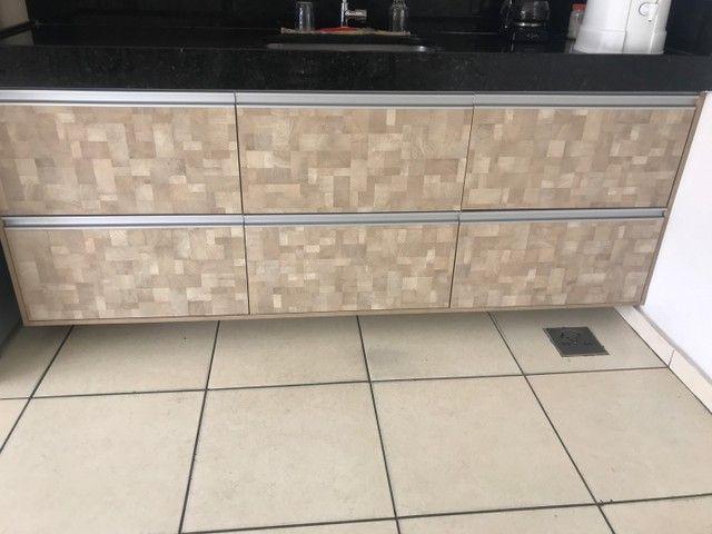 Perfil puchador  para armário