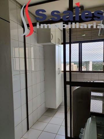 Belíssimo Apartamento Mobilhado em Águas Claras!! - Foto 5