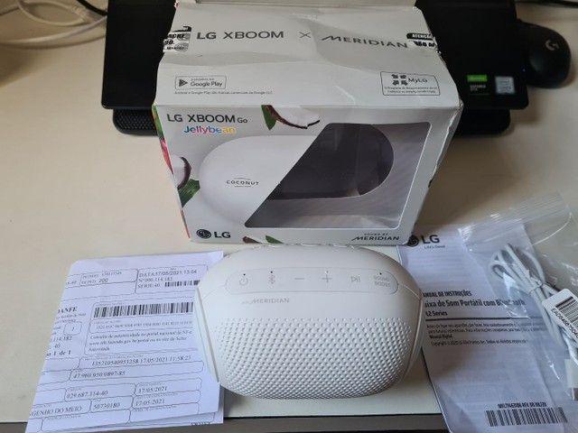 Caixa Bluetooth LG  x Meridian nova, com NF e Garantia.  - Foto 5