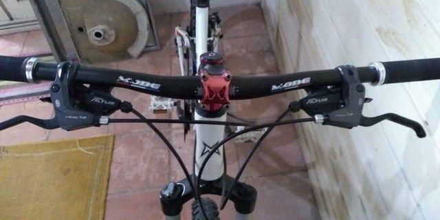 Vendo bike Mosso , peças Shimano altus, vale a pena conferir!! - Foto 3